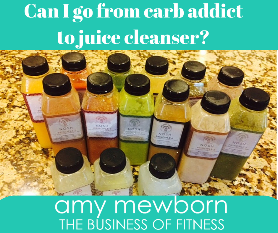 Juice Cleanse for weight loss