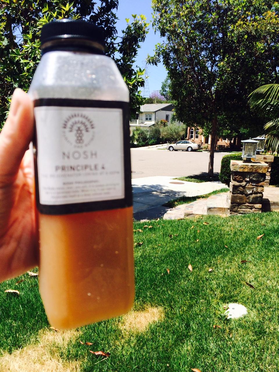 Nosh Detox Juice Cleanse