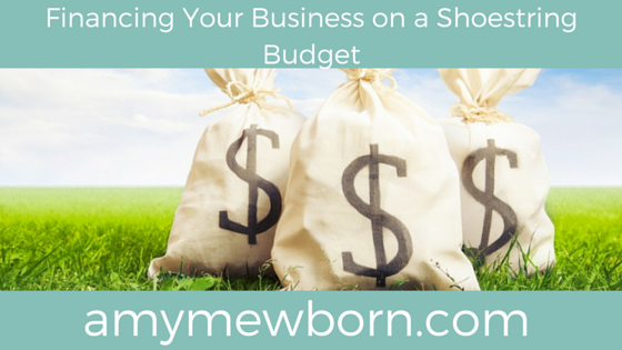 Financing your business(1)
