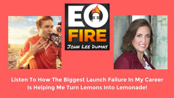 EOF - Entrepreneur on Fire Podcast