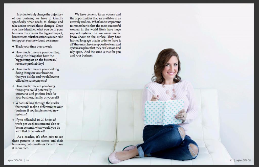 Having It All As a Female Entrepreneur - Business Coaching for women entrepreneurs